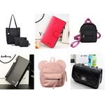 Рюкзаки, сумки и кошельки