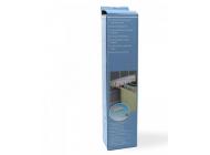 Автоматическая вытяжная настенная сушилка для белья